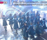 【欅坂46】「テレ東音楽祭2019」サイレントマジョリティーを披露!センターは小林由依