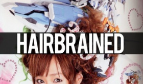 【日本の雑誌】   女性のファッション雑誌 で ガンダムヘアーモデルが登場!    海外の反応
