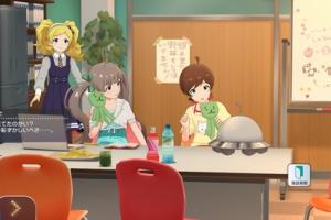 【ミリシタ】「ピコピコプラネッツ」の固有モーションが登場!(GIF動画あり)