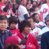 『【野球】J1広島FW佐藤寿人ズムスタ来た「何が何でも黒田さんの復帰戦は生」』の画像