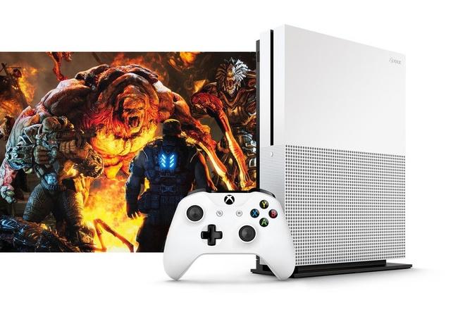 『XboxOneS』本体画像がリーク!