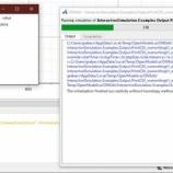 『リアルタイムデータ書き出しツール -Interactive simulation用ツール-』の画像