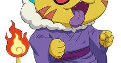 猫きよペロン:妖怪ウォッチキャラクター情報図鑑