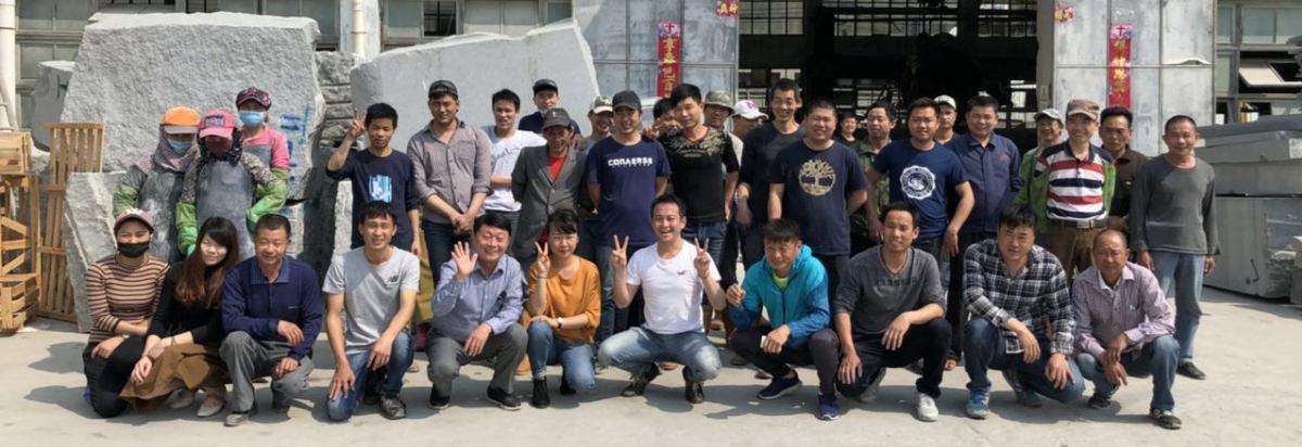 品質にこだわるあまり中国で自社工場をつくってしまった石材商社のブログ イメージ画像