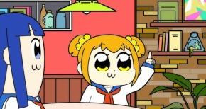 【ポプテピピック】第9話 感想 言葉の壁を越えろ!字幕付き親切仕様のクソアニメ!