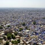 『(2012年 北インド):13.ブルーシティ(22日目)』の画像