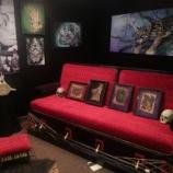 『【海外】まるでティム・バートンの世界!! ゴシックホラーなインテリア画像集 [部屋][スナップ] 2/2 【インテリアまとめ・画像 海外 】』の画像