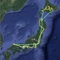 三重〜出雲、富士五湖〜伊豆半島、北海道〜東北など 8月を終えて!