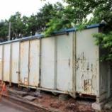 『放置貨車 秩父鉄道スム4000形スム4021』の画像
