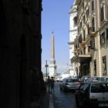 『イタリア ローマ旅行記5 スペイン広場に行ったらミサンガ売りに絡まれたのでマックに逃げる』の画像