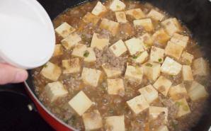 """ご飯が進む""""辛くない""""マーボー豆腐"""
