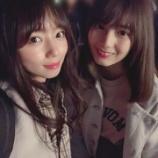 『齊藤京子が小坂菜緒とのディズニーシーデートの様子をブログにアップ!』の画像