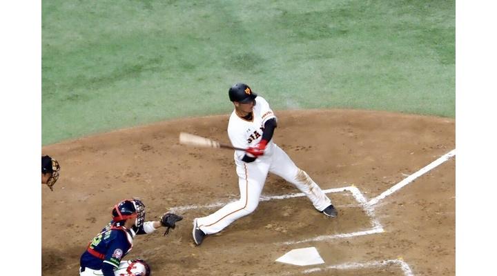 巨人・岡本和真「サヨナラホームラン打った球は企業秘密です(笑)」