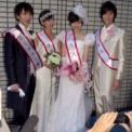 東京大学第64回駒場祭2013 その95(ミス&ミスター東大コンテスト2013の85(記者会見の6))