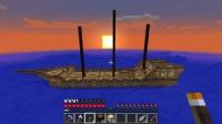 だいぶ大きな船を造る (3)