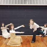 『尊い・・・『白石麻衣のANN』放送終了後の白石×秋元×松村×大園 4ショットが公開!!!』の画像