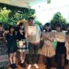 高橋朱里、向井地美音、小栗有以、岡部麟、村山彩希、込山榛香でスポンサー企業を訪問していた・・・