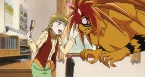 【うしおととら】第24話 感想 真由子ととら、ふたりはなかよし!