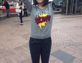 NMB48山本彩のダサい私服姿をご覧ください