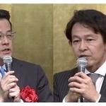 民主党と維新の党の合流で「1+1=3」を目指す 岡田代表