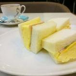 『『たまごとチーズとしそのサンドイッチ』オフの日の『おそと薬膳』』の画像