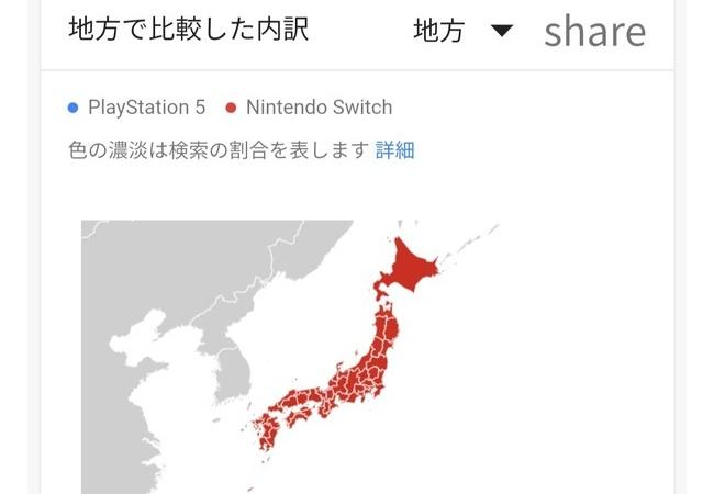 【悲報】日本人さん、PS5への興味を失ってしまう