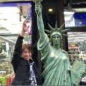 ボストン、ニューヨークを終えて、帰国します!