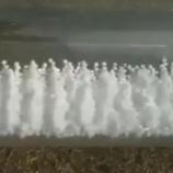 『音波を与えたら、発泡スチロールがダンスを始めたよ♪』の画像