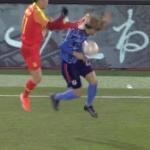 【動画】サッカー、中国選手が日本選手の頭に飛び蹴り!「これで退場じゃないの?」 [海外]
