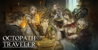 【予約開始】スクエニの完全新規RPG『オクトパス トラベラー』の発売日が7月13日に決定