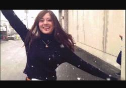 【女神】雪で思い出す白石麻衣の美しい姿・・・・・