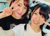 宮脇咲良が大西桃香を応援「みんなSHOWROOM見てあげて」