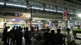 自称無職の容疑者の男(26)「人を切りたいと思った」 JR博多駅の通り魔事件