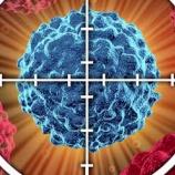『進行性胃がんに分子標的薬の効果は無い?』の画像