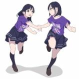 『【乃木坂46】ファンが描いた『手を取り合う久保史緒里と山下美月』がこちら・・・』の画像