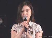 AKB48 相笠萌が卒業を発表…