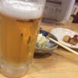 『四半世紀ぶりの体験 〜居酒屋さんでビールをのもう〜』の画像