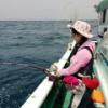 メンバーが釣り写メを撮る → 俺たち歓喜