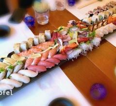 これはスゴイ!!日本食レストランのお寿司が大進化 ♪(BIMI in チューリッヒ)