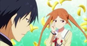 【アホガール】第1話 感想 アホとバナナと美少女と