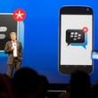 ブラックベリーメッセンジャーはアンドロイドユーザーよりもiPhoneユーザーで人気