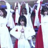 『待望の初出演!!!NHK紅白歌合戦 櫻坂46『Nobody's fault』披露!!!キャプチャまとめ!!!』の画像