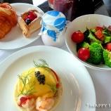 『マイル消化の旅:シャングリ・ラ ホテル東京 ホライゾンクラブ 朝食&ベア』の画像