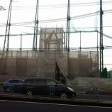 『戸田市役所南通りの天狗がステーキ屋に、パロット近くにはすきや店舗建築中』の画像