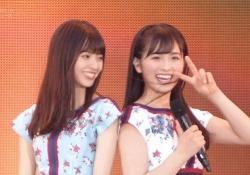 【ぐうかわ】齋藤飛鳥×大園桃子、桃子のこの笑顔がたまらんwwwww