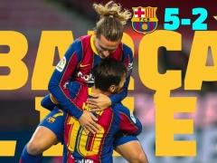 【動画】バルセロナ、逝かない!!後半出場のメッシ躍動www