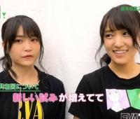 【欅坂46】ゆっかー  エヴァのTシャツ!?ファンなのかな?