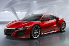 ホンダ NSX 新型、V6エンジンは3.5リットルに決定!