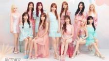 IZ*ONE 1stアルバム「BLOOM*IZ」公式写真公開(グループショット)