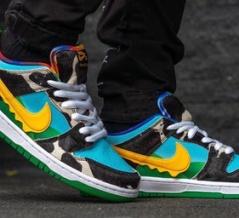 """【5月26日SNKRSで発売】Ben & Jerry's x Nike SB Dunk Low """"Chunky Dunky"""""""